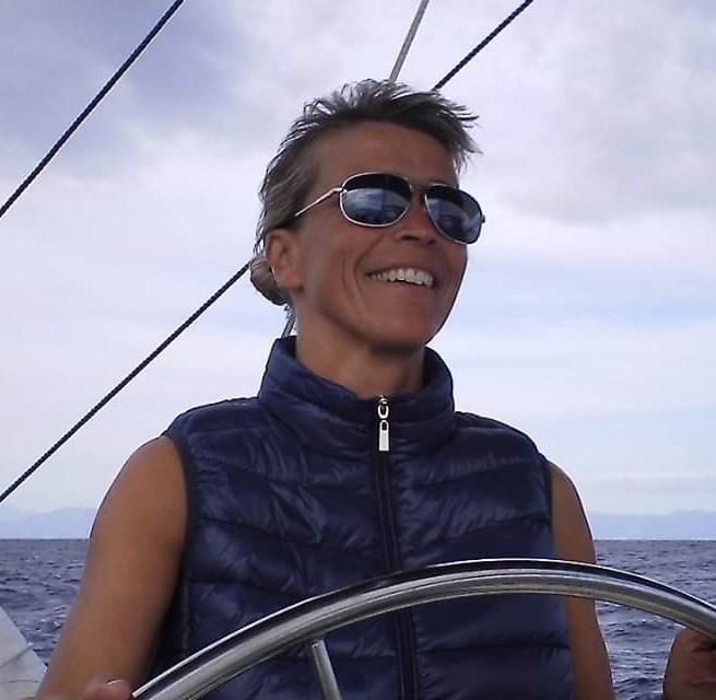 il nostro Team: Simonetta Simoneau - White Wake Sailing