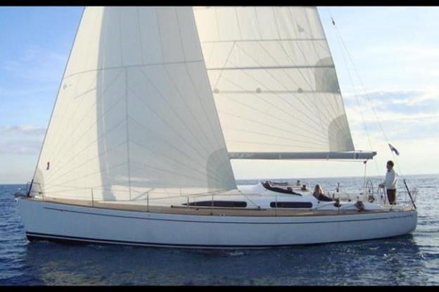Chi siamo: la nostra barca a vela - Neda 1