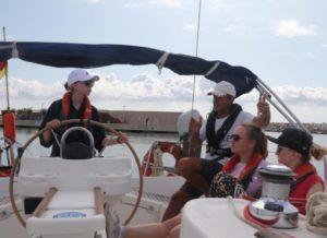 White Wake Sailing - Private Segeltraining in Kroatien