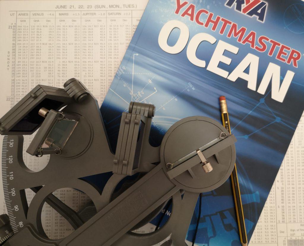 Yachtmaster Ocean - White Wake Sailing