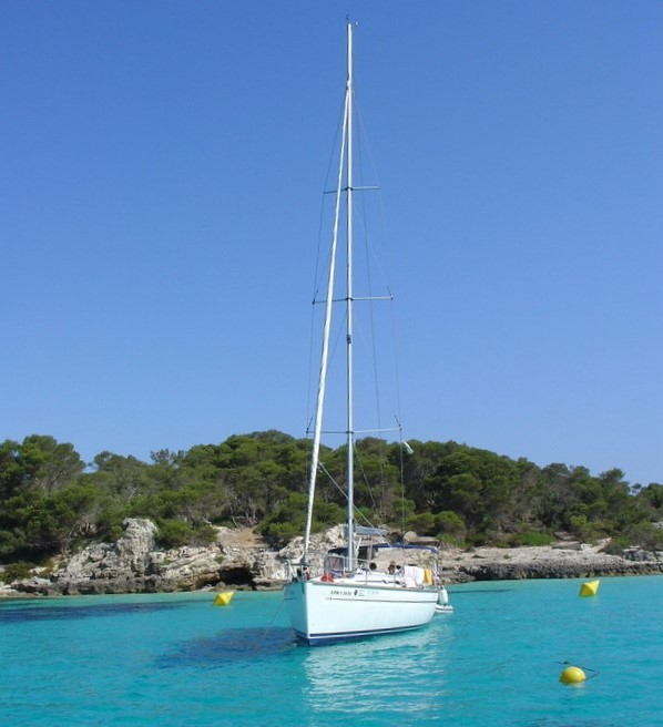 White Wake Sailing - patente nautica