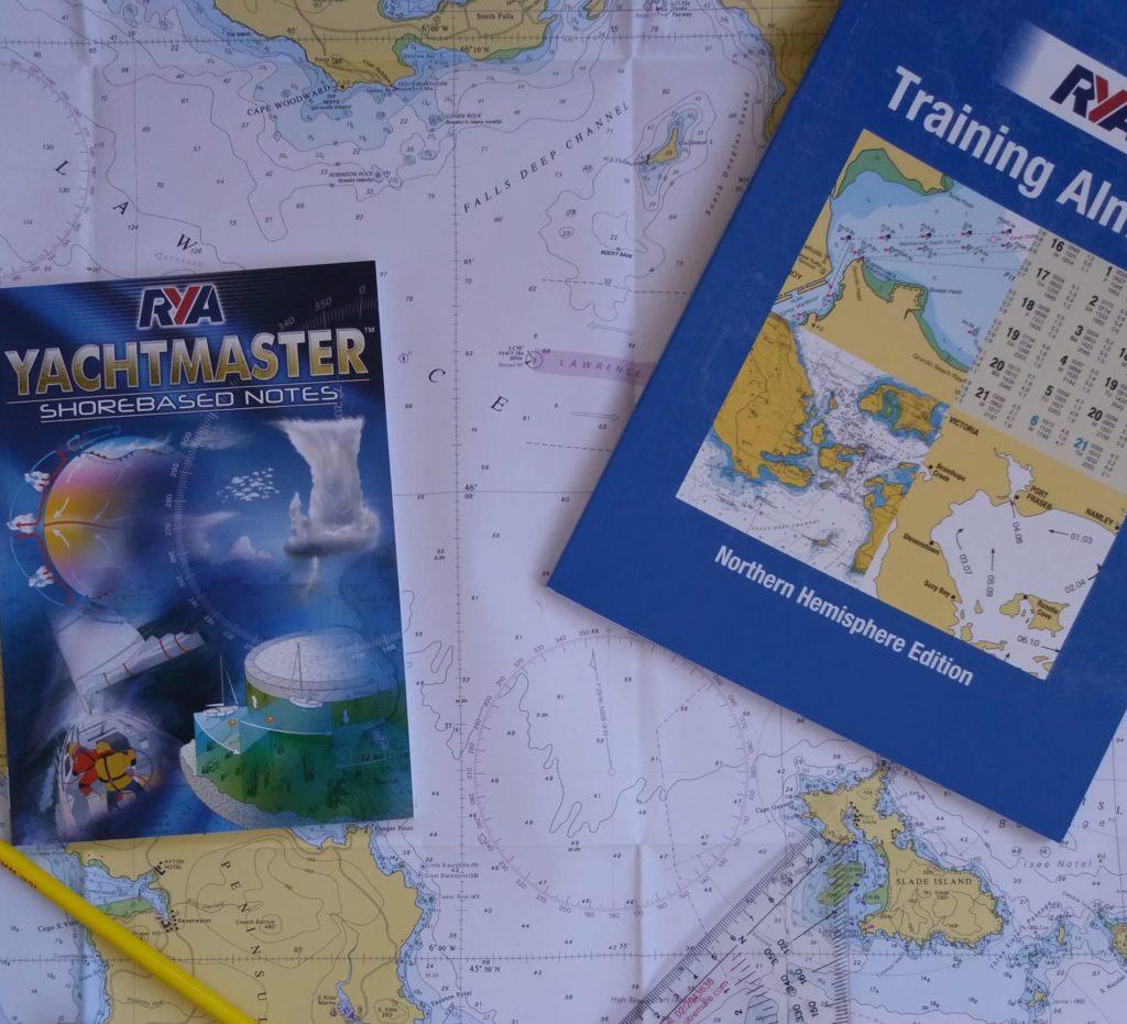 Yachtmaster Offshore Shorebased - White Wake Sailing